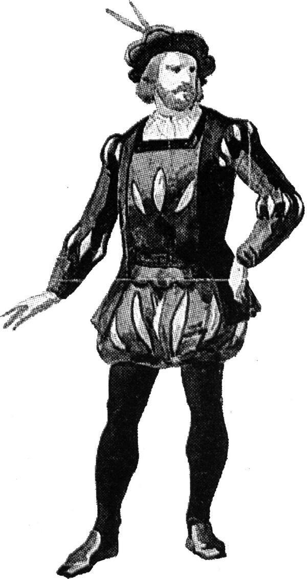 Figurino per il Guglielmo Tell