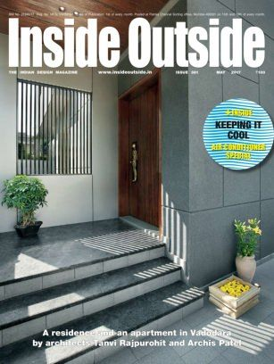 Get your digital copy of Inside Outside Magazine - May 2017 issue on Magzter and enjoy reading it on iPad, iPhone, Android devices and the web.