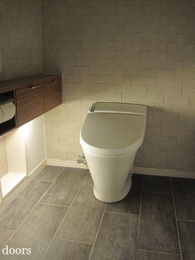 かっこいいトイレ : doors