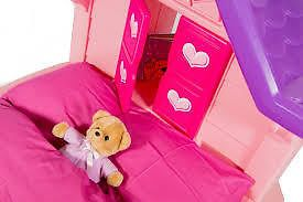 LITTLE TIKES - PRINCESS COZY COTTAGE BED - Add a little magic to bedtime