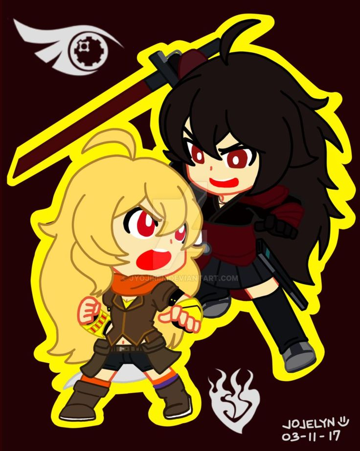 17 Best Images About Yang Xiao Long On Pinterest Rwby