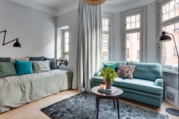 Bo smart i 15/20-husets små lägenheter som du kan hyra ut när du är bortrest, med gemensamma ytor och funktioner som du kan kombinera precis som du vill.