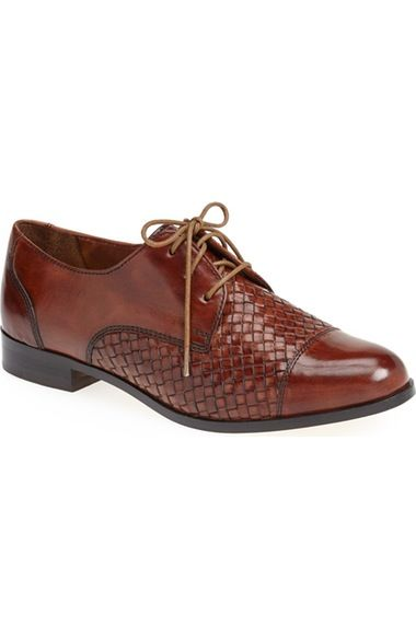 Cole Haan Leather Oxford (Women) available at #Nordstrom