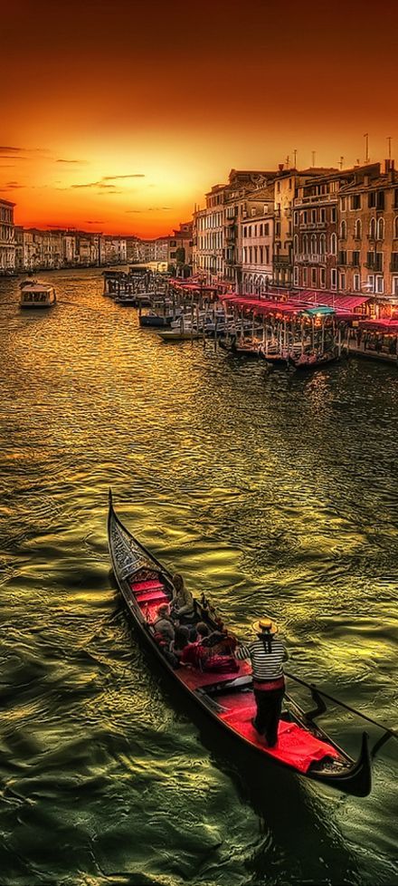 Venezia, Italy                                                                                                                                                     More