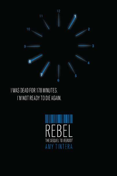 Rebel (Reboot #2) by Amy Tintera.