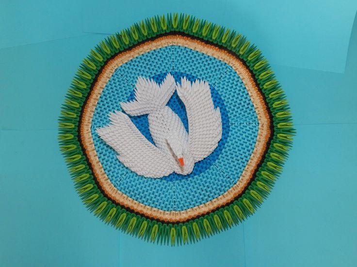 16 best 3d origami tutorials images on pinterest 3d