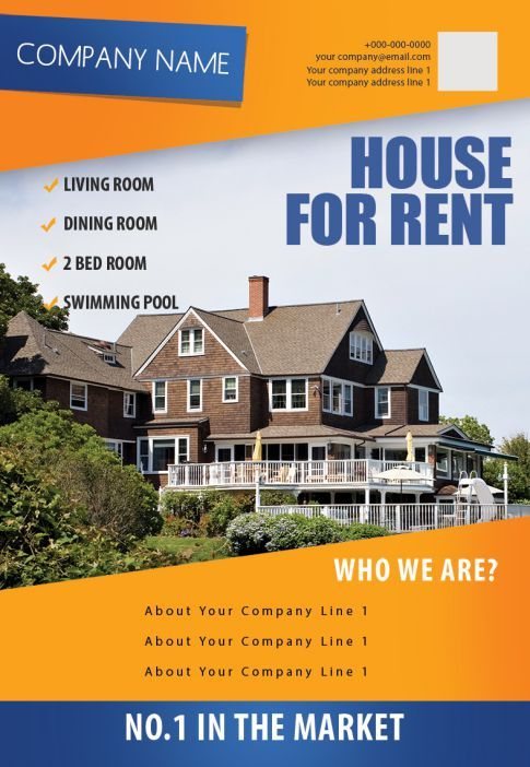 house for rent details house rent flyers house renting a house
