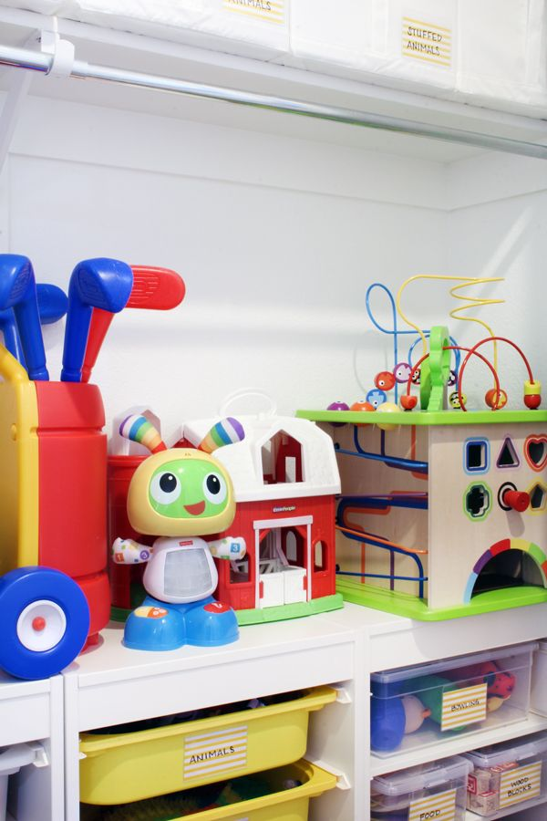 A Toy Storage Solution That Can Grow With The Kids In 2020 Toy Storage Solutions Toy Storage Kid Toy Storage