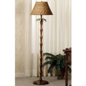 102 best hawaiian home style images on pinterest textile design hawaiian floor lamp of the very few i actually like mozeypictures Images