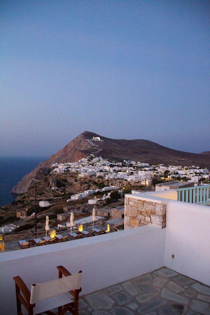 Folegandros, Cyclades Islands