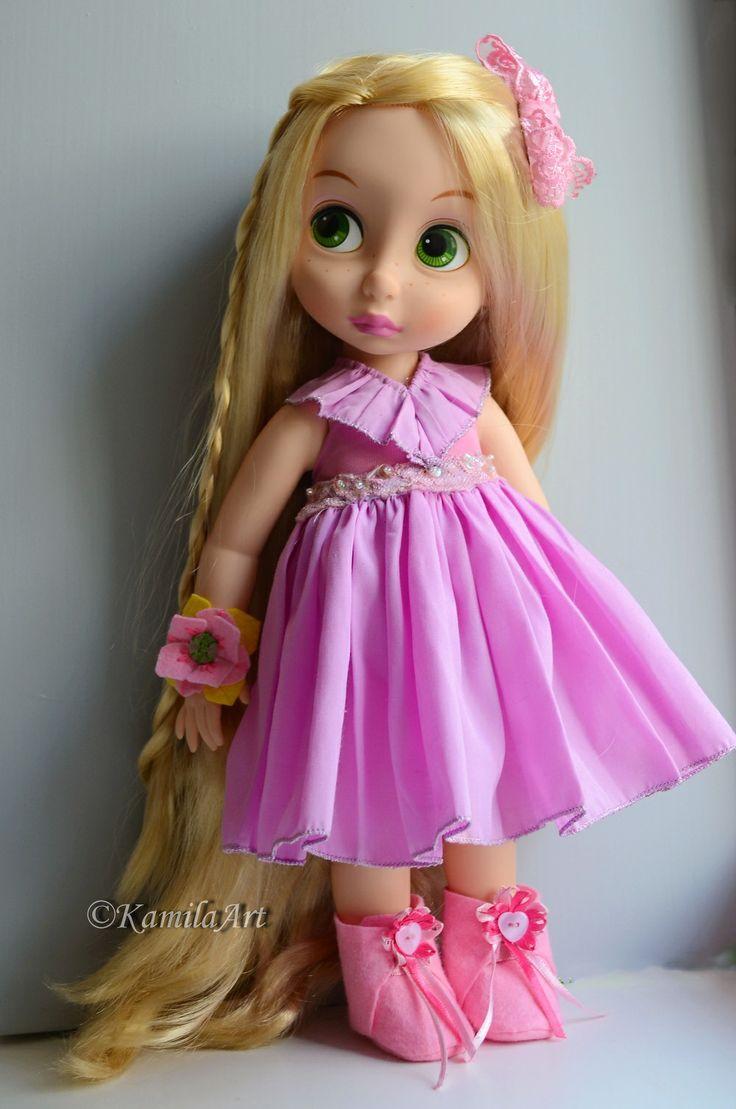 Rapunzel Disney Animators Collection | Disney Animators ...  Rapunzel Disney...