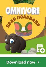 omnivore bear headband