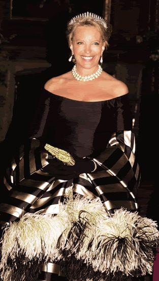 princess michael of kent born marie christine anna agnes hedwig ida von reibnitz world. Black Bedroom Furniture Sets. Home Design Ideas
