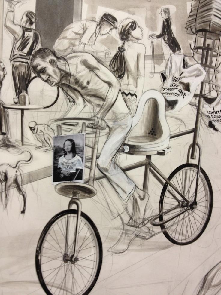 Charles Avery - Place de la Revolution, Pillar Corrias