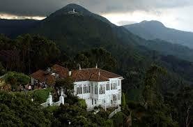 Conoce los destinos turísticos más visitados de Colombia 2-Bogotá- Cerro de Monserrat