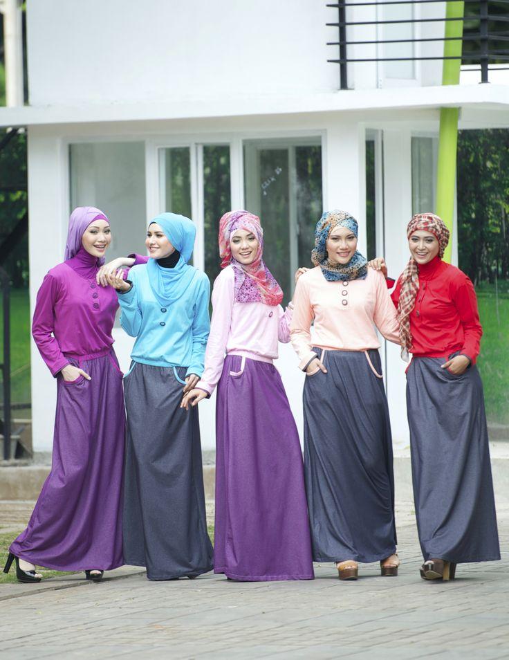 Muslimah Shirt - U126