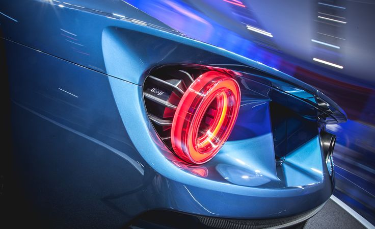 Ford GT on Behance