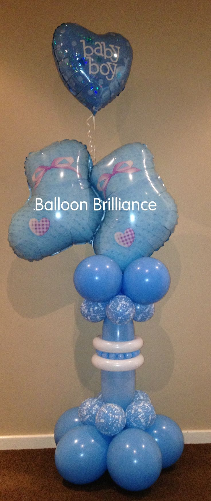 welcome baby itsaboy booties balloondeliverycanberra BalloonBrilliance