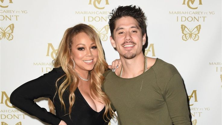 Mariah Carey and Bryan Tanaka Go on Romantic Dinner Date: Pics!-Mariah Carey and Bryan Tanaka Go on Romantic Dinner Date: Pics!