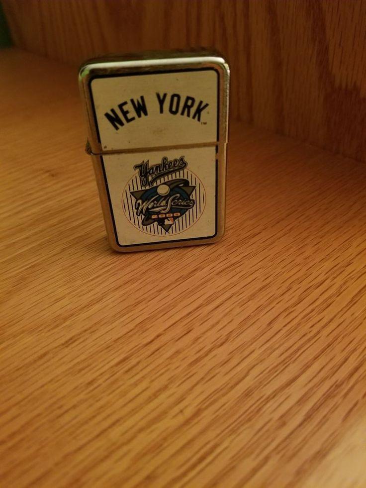 MLB New York Yankees 2000 World Series Style EUC #NewYorkYankees #NewYorkYankees
