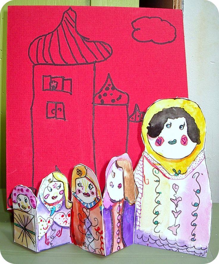 Les 255 meilleures images propos de russie sur pinterest coloriage cath drales et collage for Dessin ville orientale