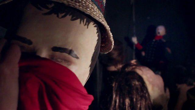 """Theater Festival """" The Puppet Rebelion"""" Teaser Trailer #2"""