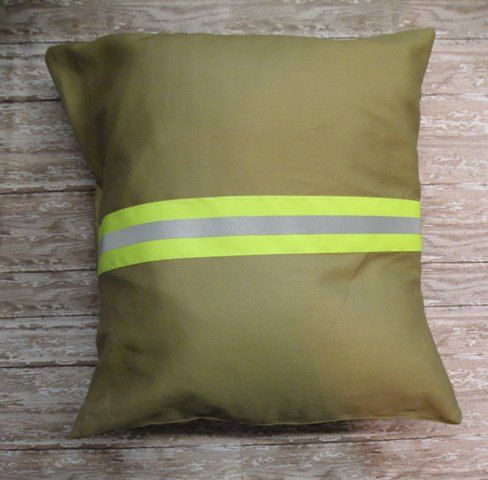 Firefighter Pillow COVER  ~~  Simply Sweet and Sewn                                                                                                                                                                                 More