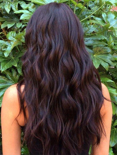 chocolate+cherry+hair+color