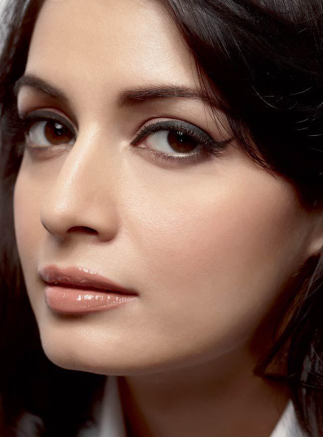 Dia Mirza #Bollywood #Fashion #Style