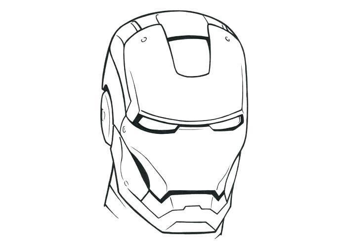 51 Iron Man Coloring Pages To Print Iron Man Drawing Iron Man Face Iron Man Tattoo