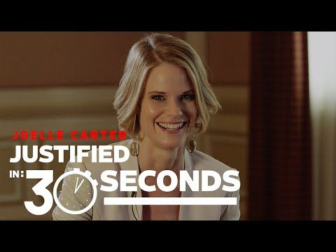'Justified's' Joelle Carter Talks About The Series' Final Episodes And Ava's Desperation Play || Forbes