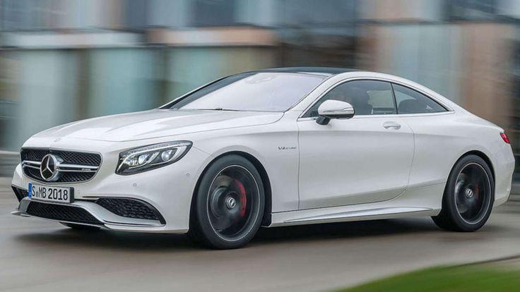 SUPER-SCHICK UND SUPER-STARK Mercedes schärft das S-Klasse Coupé nach