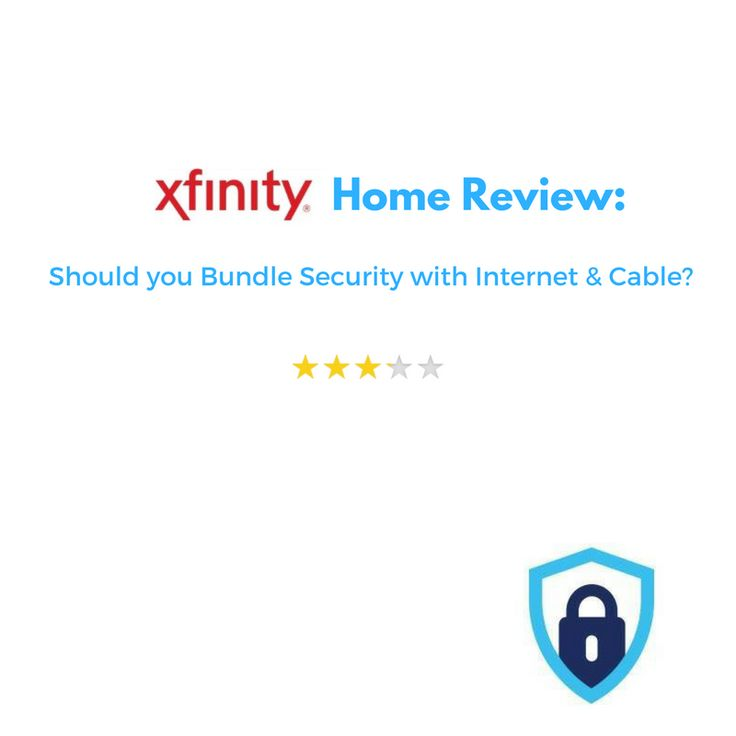 These days when you move or buy a house, setting up your internet service is a priority right up there with transferring your utilities and water to your new abode. Several major internet and cable TV providers now also offer home security services, so you can set up all your services at the same time. By bundling these three (or two of the three) services together, you can sometimes save money and reduce the number of bills you have to remember to pay each month.