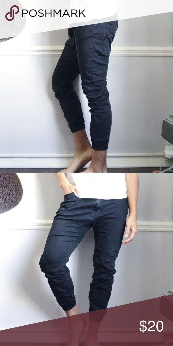 Publish Brand Legacy Jogger - Black Legacy Jogger. Slightly Faded. Publish Pants Sweatpants & Joggers