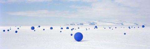 Stellar Axis Antartica by Lita Albuquerque