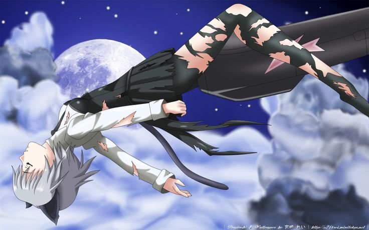strike witches : image, wall, pic