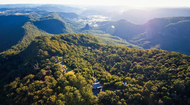 Secrets of the Scenic Rim Walking Holiday