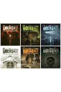 LOCKE & KEY:  HISTORIA COMPLETA [6 tomos]  - La historia completa en 6 tomos, de esta obra maestra de la narrativa visual. Ahora disponibles a un precio mucho menor que comprarlos por separado.