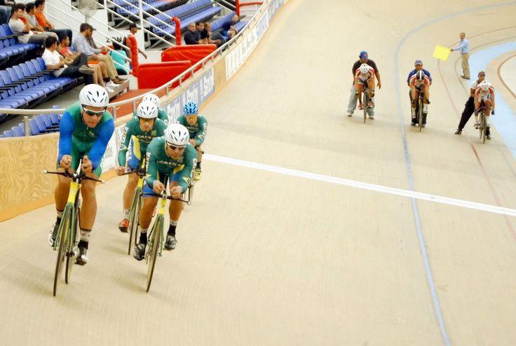 Inicia el Panamericano de Ciclismo de pista en Aguascalientes ~ Ags Sports