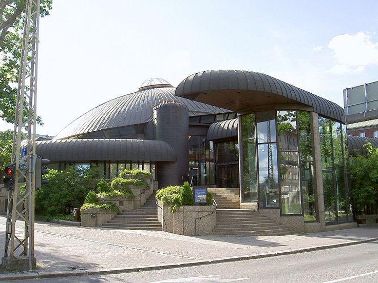 METSO, City of Tampere Library (Arkk.Raili Pietilä)