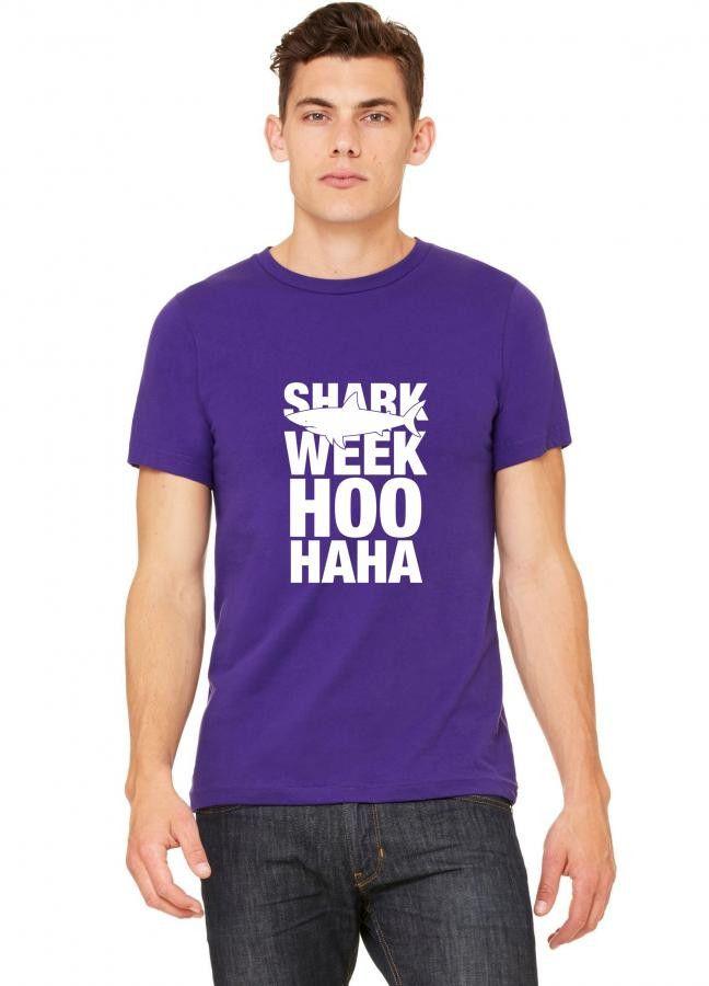 shark week hoo haha T-Shirt