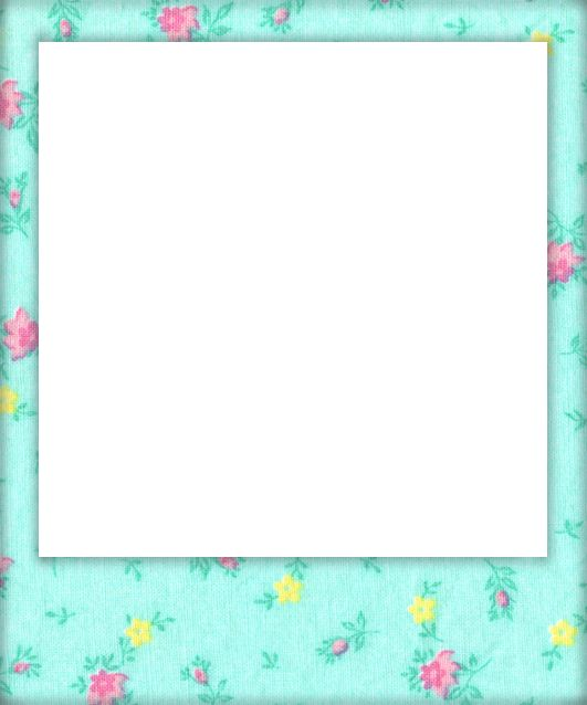 Shabby Blogs: Vintage Freebie with Keren: Vintage Floral Polaroid Frames