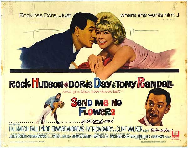 Hilarious story about a hypochondriac businessman and his indulgent wife, with Tony Randall as a devoted, emphatic neighbor. Watch it on YouTube!