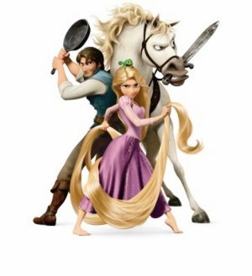 Tangled (2010) movie #poster, #tshirt, #mousepad, #movieposters2