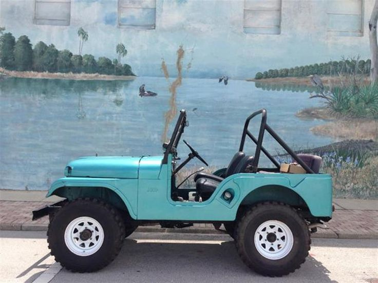 Jeep CJ5 For Sale by OHARA'S RESTORATIONS in Florida FL . Click to view more photos and mod info.