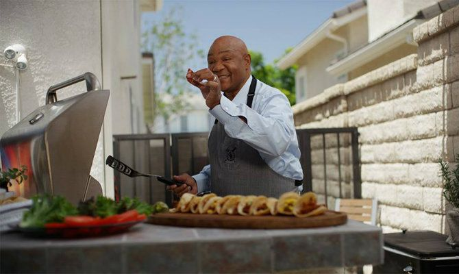 The Daily Meal: George Foreman Now Has His Own Online Butcher Shop