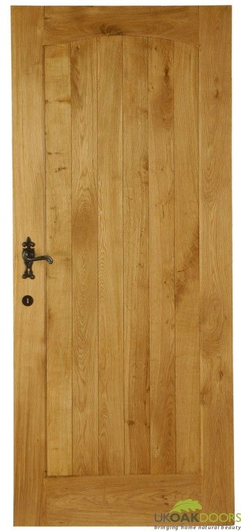 Cottage External Oak Door - do I want a window on right hand side or not?
