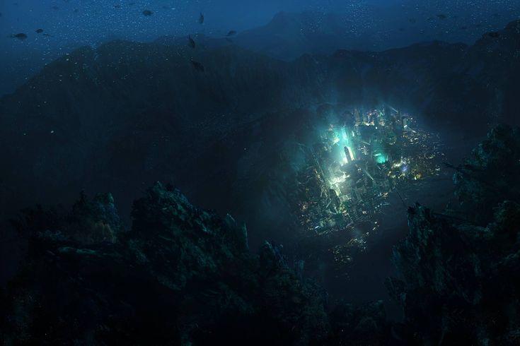 Bioshocks Rapture by Tim Warnock
