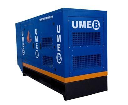 Grupuri electrogene UMEB Gebas 12-1100 kva (generatoare electrice gebas)