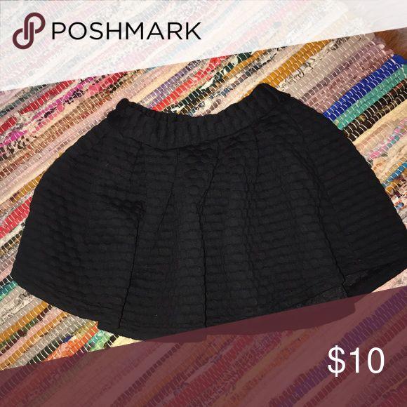 Skater skirt Black skater skirt   Girls – Size 5/6 Cat & Jack Bottoms Skirts